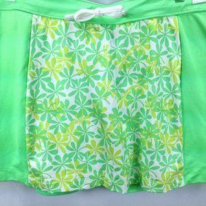🌺 Wimbledon Tennis Golf Skirt Shorts Skort XL